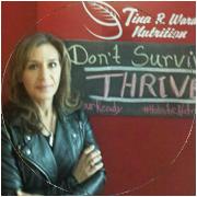 Tina R Ward